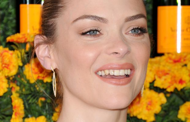 Jaime King, Veuve Clicquot Polo Classic, 2015