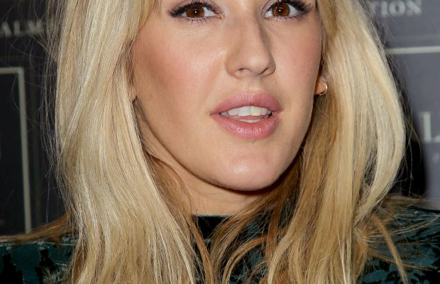 Ellie Goulding, Balmain x H&M collection launch, 2015