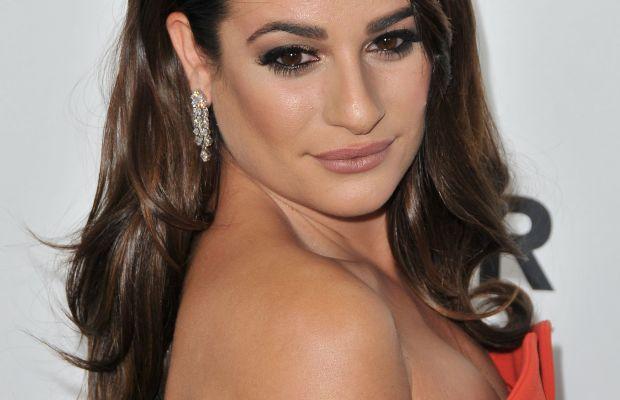 Lea Michele, amfAR Inspiration Gala Los Angeles 2015