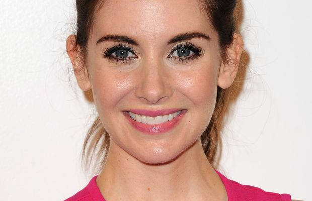 Alison Brie, Distinguished Women in the Arts luncheon, 2015