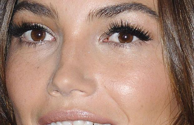 Lily Aldridge, Victoria's Secret Fantasy Bra reveal, 2015