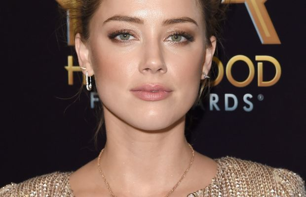 Amber Heard, Hollywood Film Awards 2015