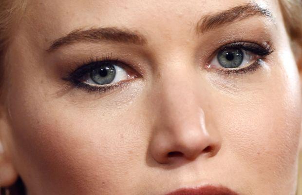 Jennifer Lawrence, The Hunger Games Mockingjay Part 2 London premiere, 2015