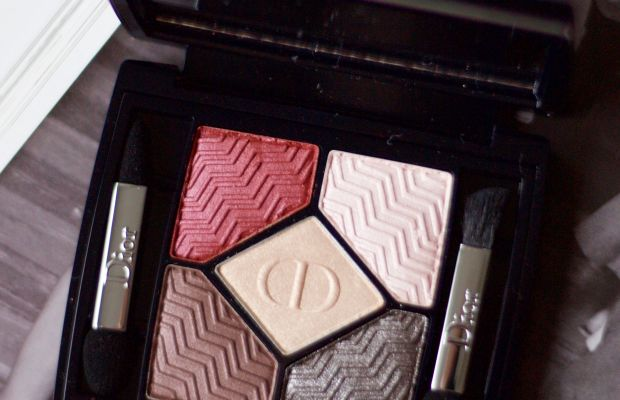 Dior 5 Couleurs State of Gold Eyeshadow Palette in 866 Blazing Gold