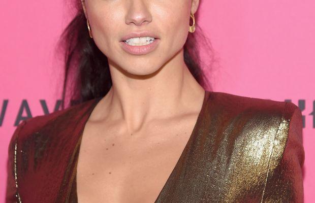 Adriana Lima, Victoria's Secret Fashion Show after-party, 2015