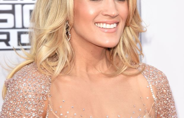 Carrie Underwood, American Music Awards 2015