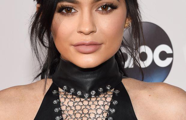 Kylie Jenner, American Music Awards 2015