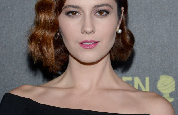 Mary Elizabeth Winstead, HFPA and InStyle Golden Globes celebration, 2015