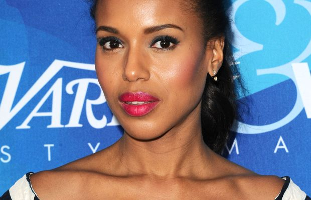 Kerry Washington, WWD and Variety's Stylemakers Event, 2015