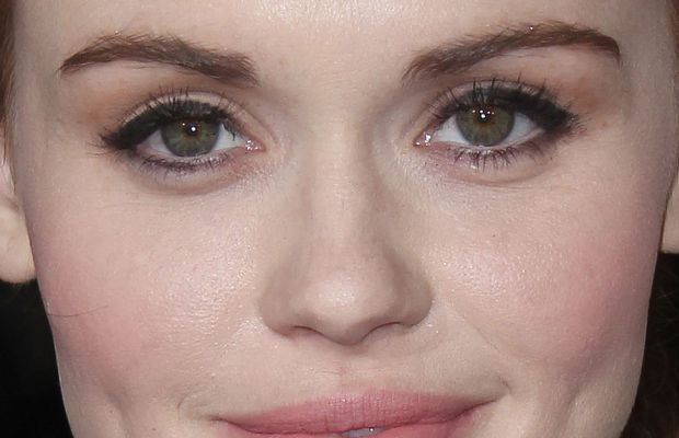Holland Roden, The Danish Girl premiere, 2015
