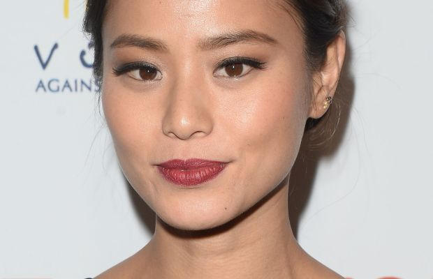 Jamie Chung, The Beauty Book For Brain Cancer launch party, 2015