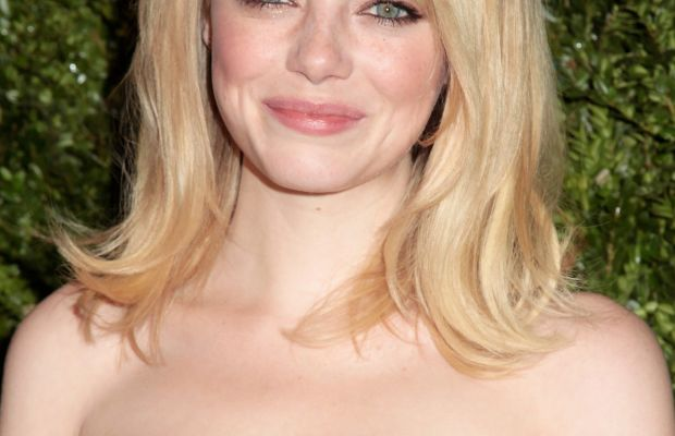 Emma Stone, CFDA Vogue Fashion Fund Awards, 2012