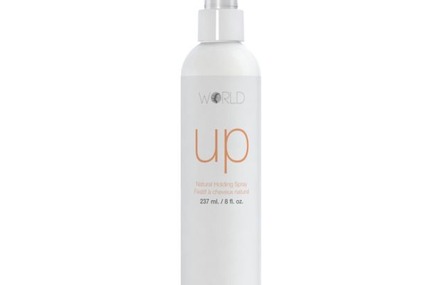 World Up Natural Holding Spray