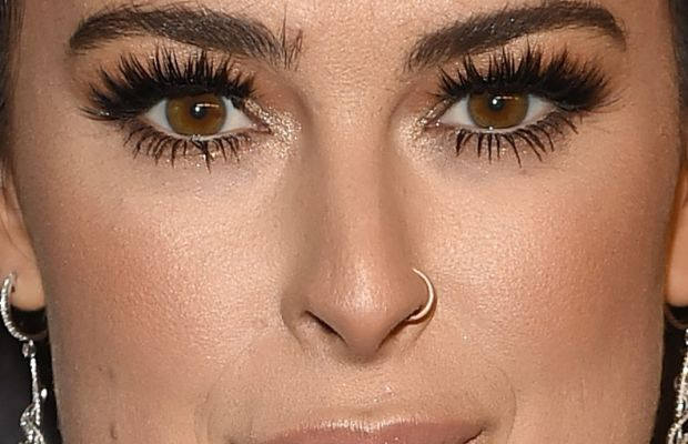 Rumer Willis, InStyle and Warner Bros. Golden Globes After-Party, 2016