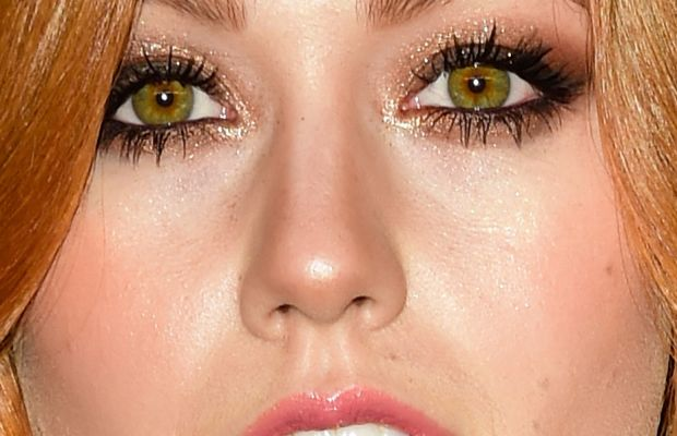 Katherine McNamara, InStyle and Warner Bros. Golden Globes After-Party, 2016