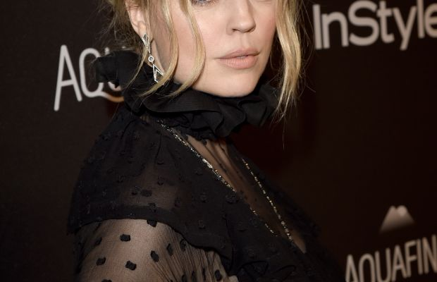 Melissa George, InStyle and Warner Bros. Golden Globes After-Party, 2016