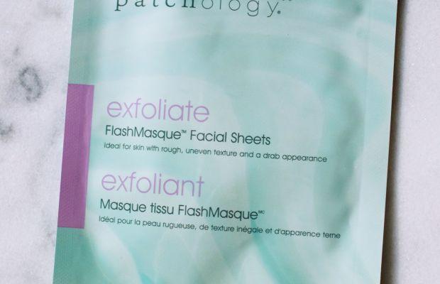 Patchology Exfoliate FlashMasque Facial Sheets