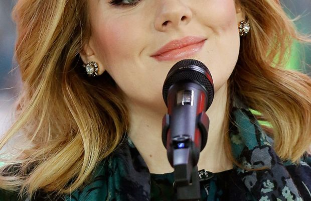 Adele, Today Show, 2015
