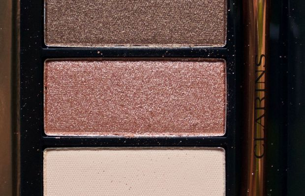 Clarins Natural Glow Eyeshadow Palette
