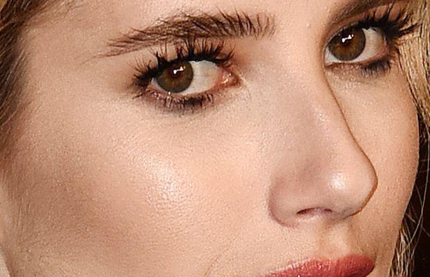 Emma Roberts, Vanity Fair Oscar party, 2016