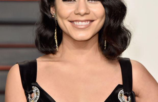 Vanessa Hudgens, Vanity Fair Oscar party, 2016