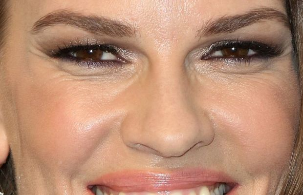 Hilary Swank, Elton John AIDS Foundation Academy Awards viewing party, 2016