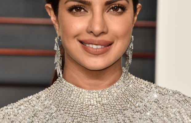 Priyanka Chopra, Vanity Fair Oscar party, 2016