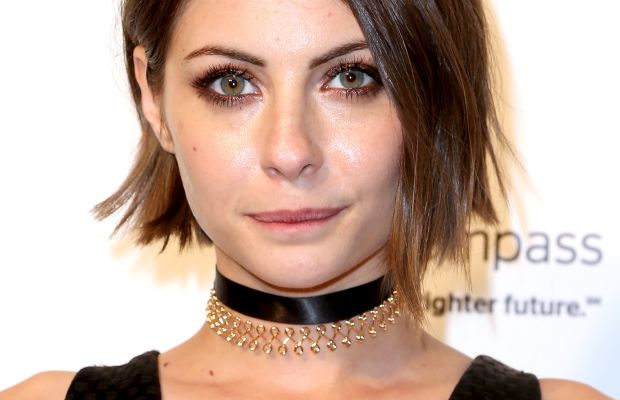 Willa Holland, Elton John AIDS Foundation Academy Awards viewing party, 2016