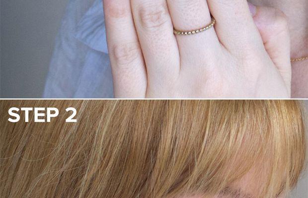 How to correct dark spots