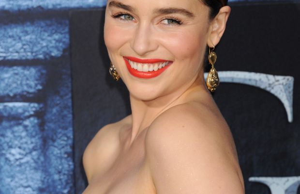 Emilia Clarke, Game of Thrones Season 6 premiere, 2016