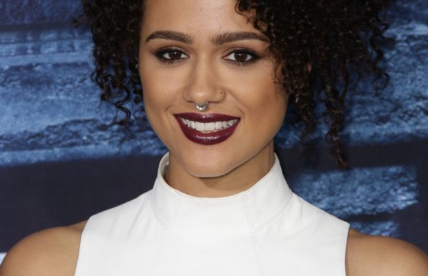 Nathalie Emmanuel, Game of Thrones Season 6 premiere, 2016