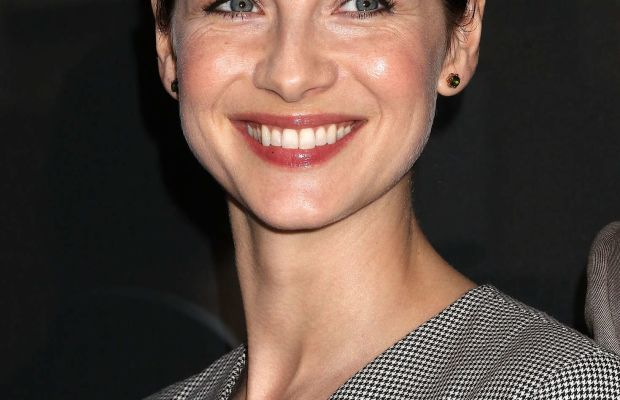 Caitriona Balfe, Outlander New York photocall, 2016