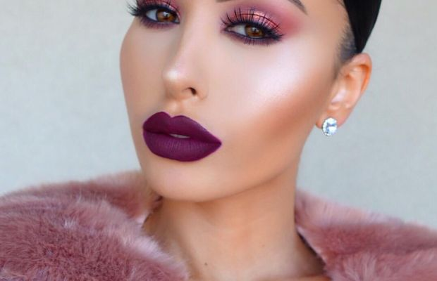 Amrezy makeup look