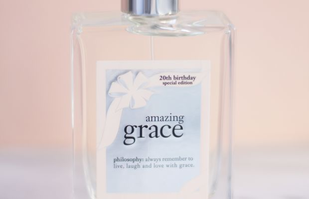 Philosophy Amazing Grace 20th Birthday Special Edition