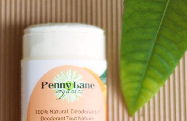 Penny Lane Natural Deodorant