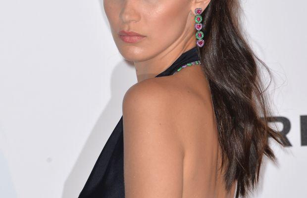 Bella Hadid, Cannes amfAR Gala 2016