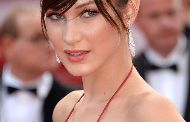 Bella Hadid, The Unknown Girl Cannes premiere, 2016