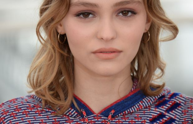 Lily Rose-Depp, The Dancer Cannes photocall, 2016