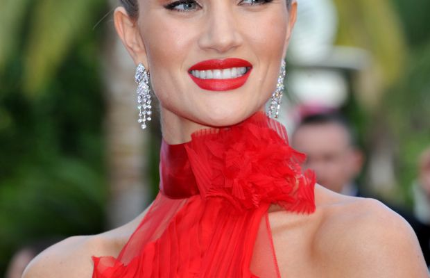 Rosie Huntington-Whiteley, The Unknown Girl Cannes premiere, 2016
