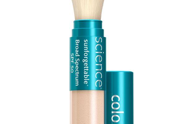 Colorescience Sunforgettable Mineral Sunscreen Brush SPF 50