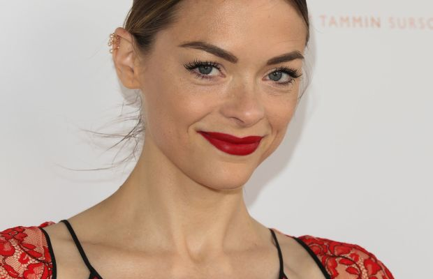 Jaime King, Bottle and Heels charity event, 2016