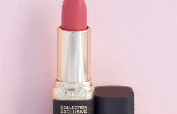 L'Oreal Paris Colour Riche Lipstick in Eva's Pink