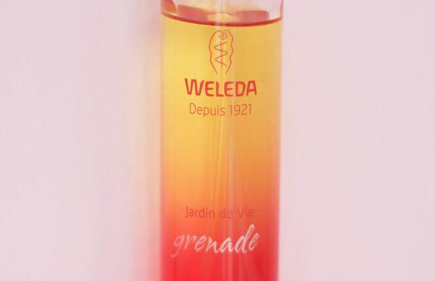 Weleda Jardin de Vie Eau Naturelle Parfumee in Grenade