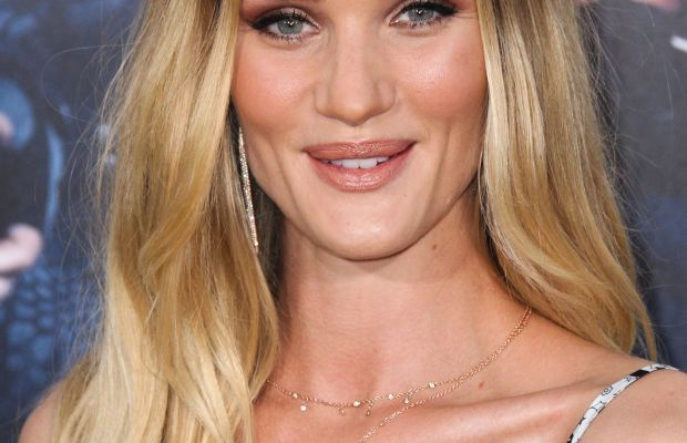 Rosie Huntington-Whiteley, The Expendables premiere, 2014