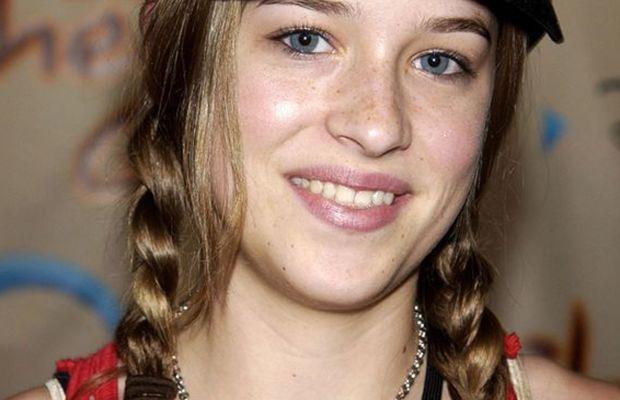 Dakota Johnson, The Cheetah Girls New York premiere, 2003