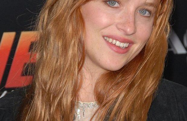 Dakota Johnson, Redline premiere, 2007