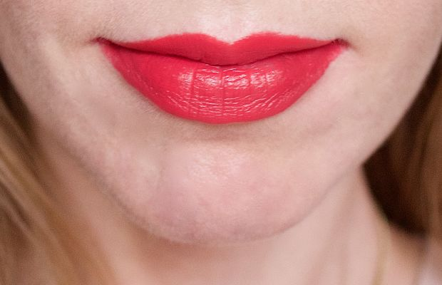 NARS Audacious Lipstick in Grace