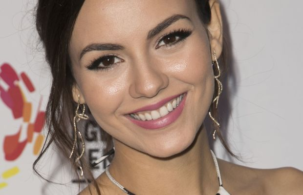Victoria Justice, Los Angeles LGBT Center event, 2015