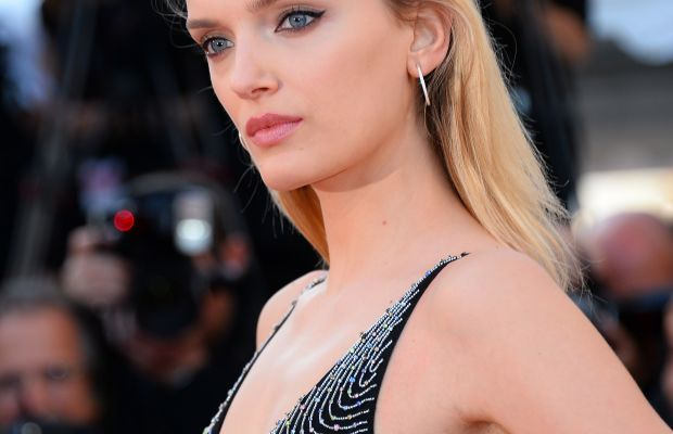 Lily Donaldson, Inside Out premiere, Cannes 2015