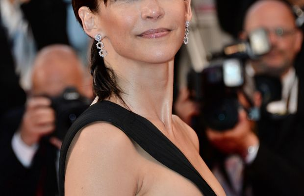 Sophie Marceau, The Sea of Trees premiere, Cannes 2015